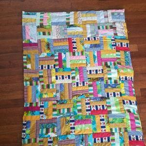 Gorgeous Vintage Patchwork Quilt